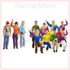 Carrera 21128 Figure Set di tifosi (15) personaggi decorazione 1:32 (anche 1:24) 1:43