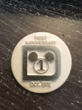 Walt Disney World Cast Member 1St Birthday Pin - Super Rare Wdw