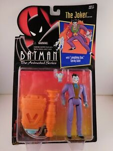 "Kenner Batman Animated Series ""Joker"" with Laughing Gas Spray Gun"
