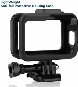 Protective Housing Case Frame Mount Accessories for Gopro Hero Camera 8/9 Screw