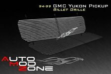 94-99 GMC C/K PU Yukon Sierra Suburban Billet Grille Grill 18 Bars