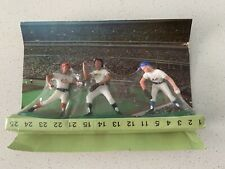 1970 TRANSOGRAM NL ALL STAR FIGURES GIBSON CARDS CLEMENTE PIRATES KOOSMAN METS