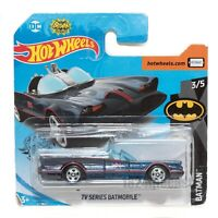 Batmobile Classic TV Series, 2019 Hot Wheels, scale 1:64, model toy car gift