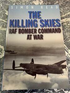 VINTAGE BOOK WAR WW2 PAPERBACK KILLING SKIES RAF BOMBER COMMAND READ 10