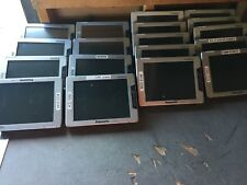 Vintage Lot Of 18 Panasonic Toughbook CF-vdw07 Wireless Display
