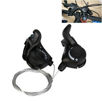 Mountain Bicycle SL-TX30-7R Trigger Shifter 7 Gears 21 Speed Bike Cycling New