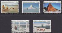 1984 AAT Australia Post - Design Set - MNH - Antarctic Scenes Series 1