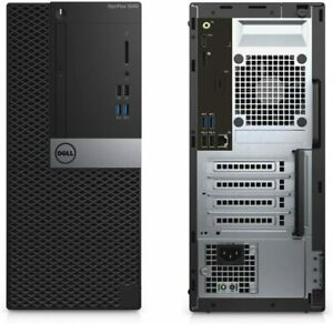 Dell Optiplex 3040 MT i7 6th Gen 8GB RAM 128GB SSD 1TB HDD Windows 10 HDMI DP PC