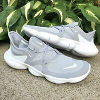 Nike Free RN 5.0 Wolf Grey/White Running Shoes Men's AQ1289-001 PICK SIZE