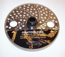 NEW Ninja Grating Disc for 1500w Mega Kitchen Food Processor BL773CO BL681A