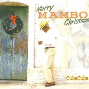 CubaCuba Merry Mambo Christmas CD 1999 Rudolph The Red Nosed Reindeer+