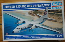 ESCI ERTL 1/72   FOKKER F27-MK 400  FRIENDSHIP  9111