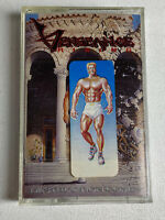 "Vengeance Rising ""Destruction Comes"" Cassette Tape w/ Odd Sticker 1991"