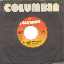 MAYNARD FERGUSON Rocky II Disco, Gabriel US Press Columbia 3-11037 1979 SP