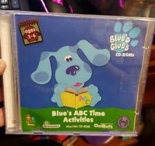 Blue's ABC Time Activities -   PC GAME - FREE POST *