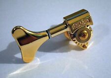 Wilkinson WJB-750 Gold Bass Guitar Machine Heads (lefty Hand) - New Parts