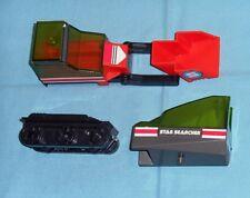 vintage Mego Micronauts STAR SEARCHER PARTS LOT #6