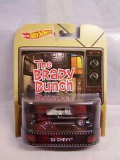 Hot Wheels - Retro Entertainment - Brady Bunch - 1956 Chevy