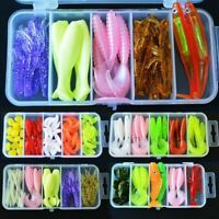Fish Arrow Soft Köder Air Bag Shad 5.5 Zoll 5 Stück per pack #01 3265