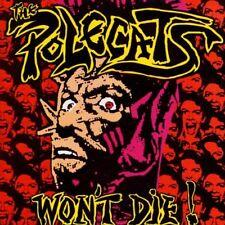 The Polecats - Won't Die! LP | Rockabilly Boz Boorer Morrissey