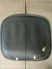 Herman Miller Aeron Chair Seat Mesh Black Pellicle With Blemish Size B 501