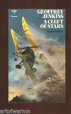 A CLEFT OF STARS - Diamond adventure in So. Africa  , Geoffrey Jenkins UK SB