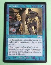 MTG MAGIC Carte CURIOSITÉ Curiosity 29/143 EXODE Exodus