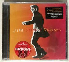 Josh Groban – Bridges [2018, CD, Target Edition] New Sealed 💿🆕