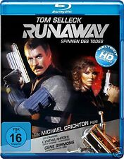 RUNAWAY [1984]g(Blu-ray Region-Free)~~~~~Tom Selleck~~~~~NEW & SEALED