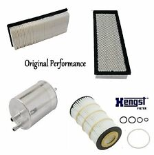 Tune Up Kit Oil Air and Fuel Filters for Mercedes-Benz CL500 2000-2006