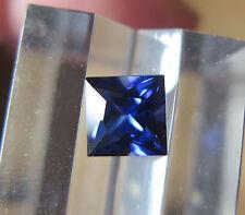 SOMPTUEUX SAPHIR VERNEUIL CORNFLOWER BLUE 5 mm