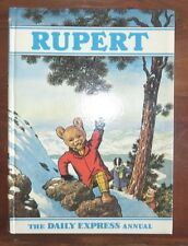 RUPERT Daily Express Annual 1970 Excellent Condition No Markings