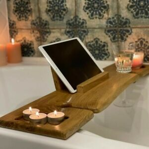 stand for iPhone, tablet, Handmade, Natural wood, solid oak