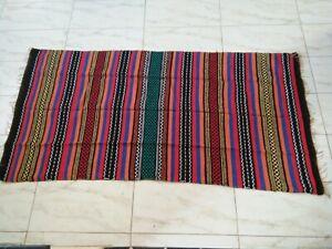 Authentic Moroccan Handmade Rug Tribal Berber Beautiful From Beni Ourain
