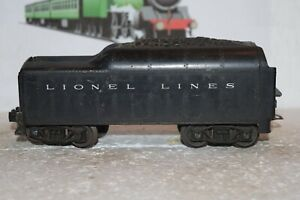 O Scale Trains Lionel Lines Tender