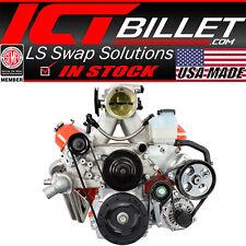 Ls3 Alternator Bracket Complete Idler Pulley G8 Ss Caprice Factory Lsx Billet