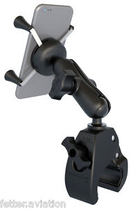 RAM Tough-Claw X-Grip Mount for Samsung Galaxy S4, S5, S6, Edge, Others