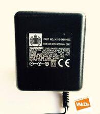 MINISTRY OF SOUND MOSCD044 4116-0460 AC ADAPTER 4.5V 600mA UK PLUG