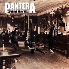 PANTERA - COWBOYS FROM HELL CD ~ PHIL ANSELMO~DIMEBAG DARRELL *NEW*