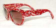 NIB Christian Dior FLANELLE 1 4P6V6 Fuschia Tweed / Brown Sunglasses