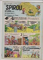 SPIROU n°1112 du 6 Août 1959. Superbe état