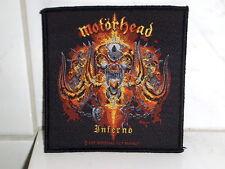 Aufnäher Patch Motörhead Inferno Gewebeaufnäher 10 x 10 cm