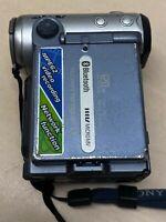 Sony HandyCam DCR-PC7E Micro DV PAL Camcorder (untested)