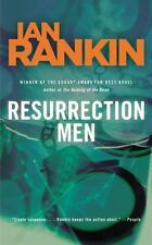 Resurrection Men: An Inspector Rebus Novel (A Rebus Novel) Rankin, Ian Mass Mar