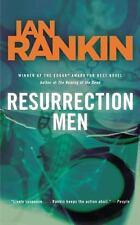 Resurrection Men: An Inspector Rebus Novel (Inspector Rebus Novels)