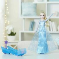 Girls Dolls Toys Hasbro Disney Frozen Sledding Adventures Baby Christmas Gifts