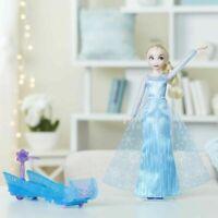 Girls Dolls Toys Hasbro Disney Frozen Sledding Adventures Baby Christmas Gifts