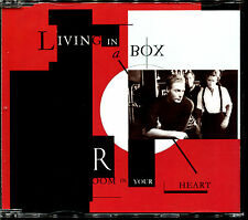 LIVING IN A BOX - ROOM IN YOUR HEART / GATECRASHING 12'' - CD MAXI [1560]