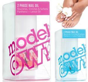 Nail Care Set by Models Own 7pcs cuticle care primer matte top coat nail grow +