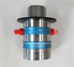 Tuthill B9046 Stainless Steel Magnetic Drive Micro Pump Head, for B9463 Pump